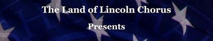 Land of Lincoln Chorus Ticketing