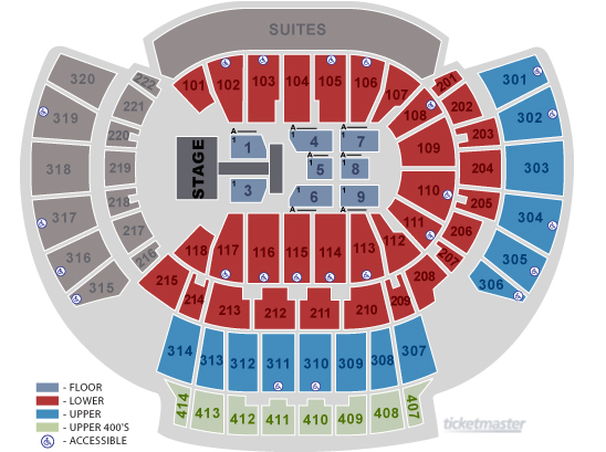 Seating chart for philips arena frodo fullring co