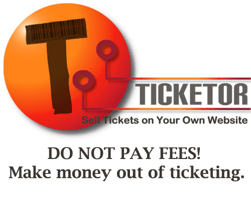 Revolutionize how you sell tickets online. Sell tickets on your own website!