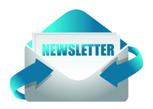 Mailing list and newsletter