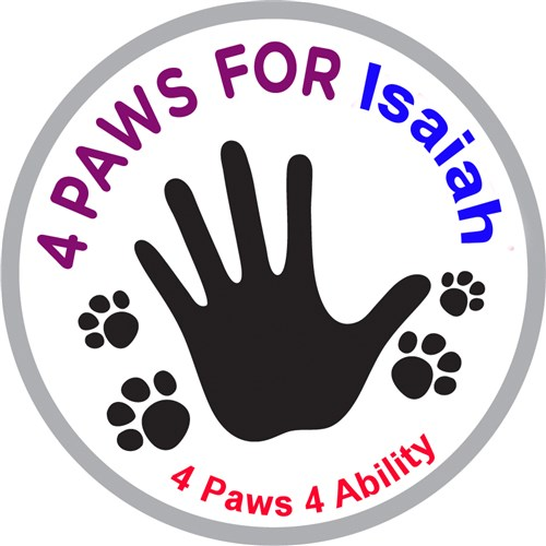 4 Paws 4 Isaiah - 4 Paws For Ability