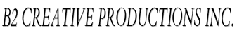 B2 Creative Productions Inc.