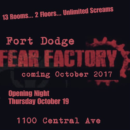 Fort Dodge Fear Factory