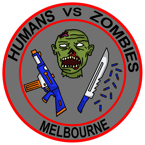 Humans Vs Zombies Melbourne