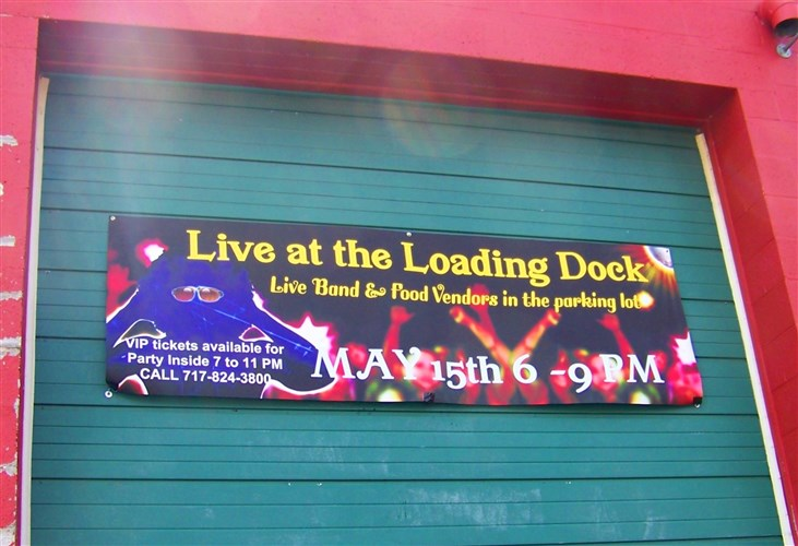 Live at the Loading Dock