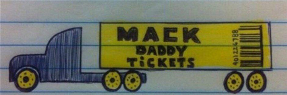 MACK DADDY TICKETS