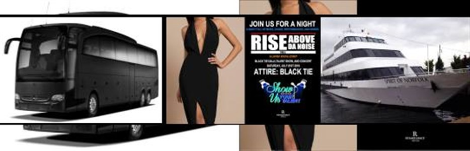 MAHC™ - RISE ABOVE DA NOISE EVENTS™