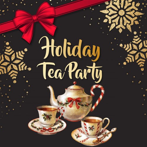 Holiday Tea Party
