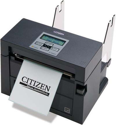 Citizen America Thermal Ticket Printer - CL-S400, Ticketng, DT, USB, Black