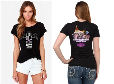 PREORDER: Girls Night Out T-Shirt - Style D